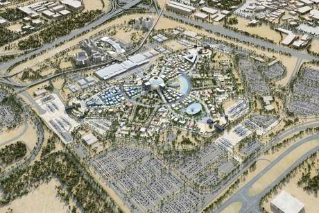 Arabtec Construction wins $85m Expo 2020 Dubai contract