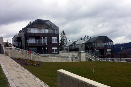 Dubai construction firm completes $10m ski village homes in Poland