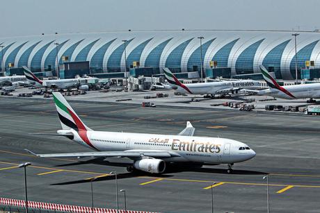 Emirates to fit biometric tech at Dubai's DXB airport