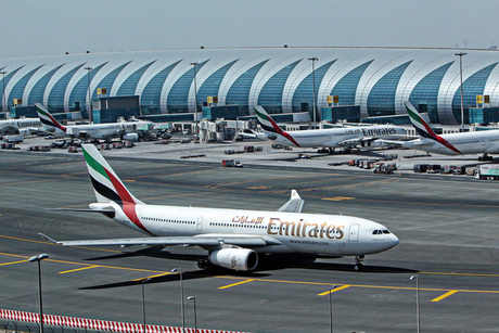 Emirates to fit biometric tech at Dubai's DXB airport