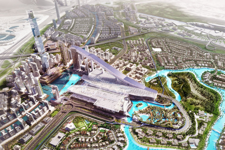 Dubai's Meydan One targets global investors