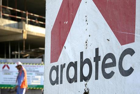 Dubai-listed Arabtec says refinancing process 'under way'