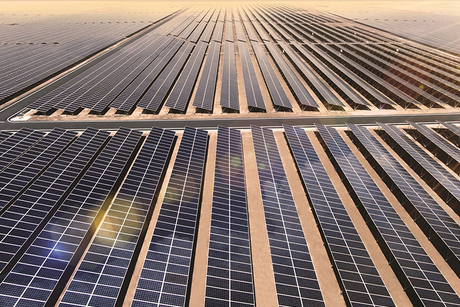 Dubai expands design of $4bn MBR Solar Park
