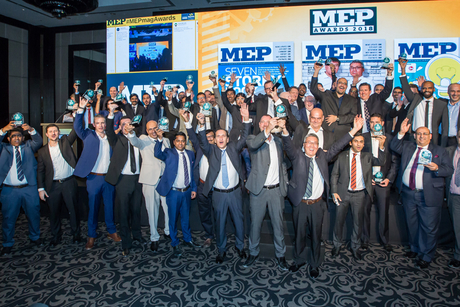MEP Middle East Awards 2018 winners revealed in Dubai