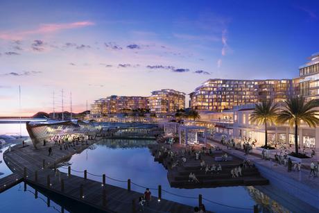 Construction start for Damac-Omran's $2bn Mina Al Sultan Qaboos