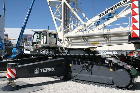 'Supply chain challenges' hit Terex crane business in Q3 2018