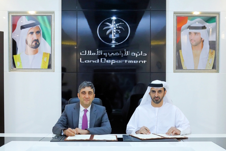 Dubai Land Department signs MoU with Majid Al Futtaim