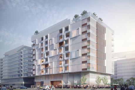 Imkan's Thanaya development taking shape in Abu Dhabi