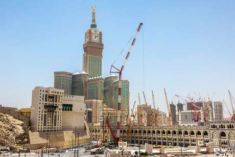 Contract pricing key in Saudi's $585bn infra construction sector