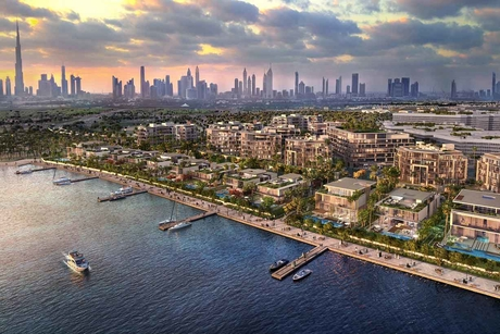 Infra scope for Dubai's Mag Creek Wellbeing Resort 80% complete