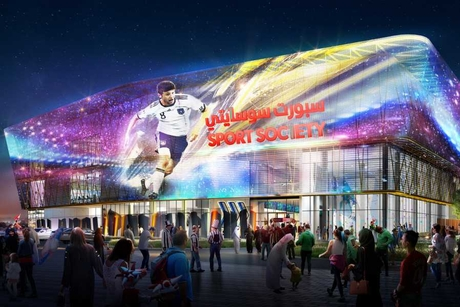 Dubai to open world's largest sports mall in 2020