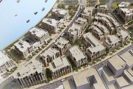 Ithra Dubai and Empower ink cooling contract for Deira Waterfront