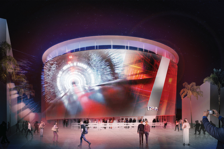 Pictures: Designs revealed for US Pavilion at Expo 2020 Dubai