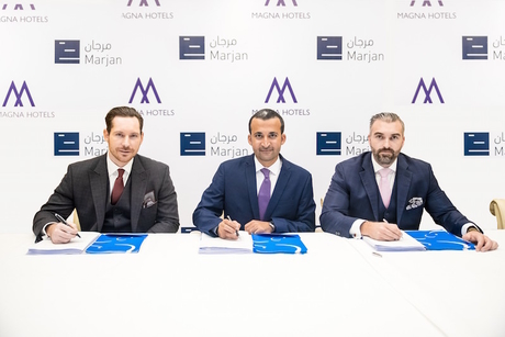 Magna Group launches AED350 million hotel and residences on Al Marjan Island