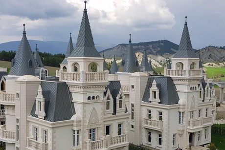 Turkish builder of $200m Gulf-bought chateaux homes is bankrupt
