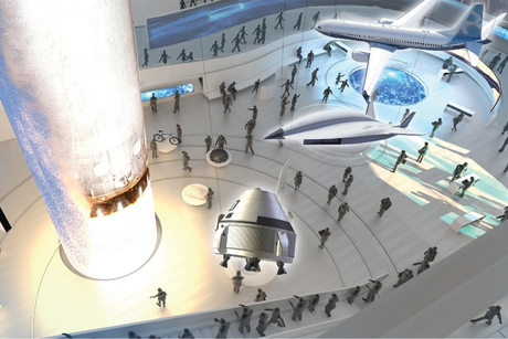 US Pavilion at Expo 2020 Dubai to feature hyperloop ride experience