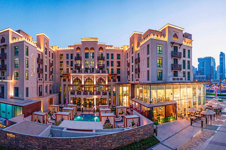 Dubai's Emaar sells five hotels to Abu Dhabi firm for undisclosed sum