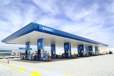 UAE fuel giant Adnoc makes global debut with Saudi Arabia stations