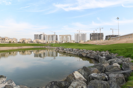 Saudi-held Tanmiyat's $100m Dubai towers make construction progress