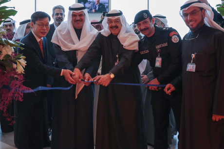 Kuwait International Airport's T4 first class lounge opens