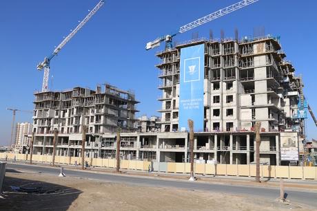 Rawda and UNA project in Dubai almost 50 per cent complete