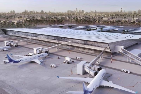Kuwait International Airport's new Terminal 4 opens