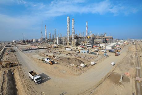 McDermott Mideast boss backs modularisation for petrochem plants