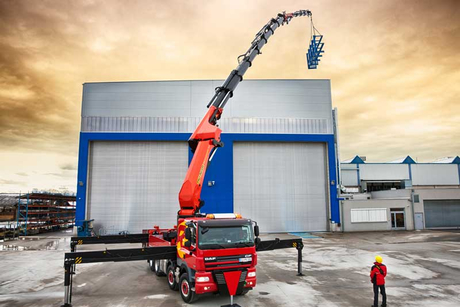 Middle East government spending to drive $9bn mobile cranes market
