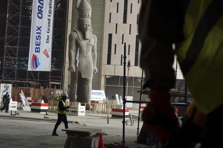 Egypt military 'value engineering' Grand Egyptian Museum