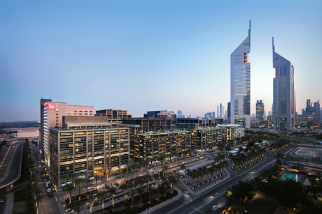 Offices 4 and 5 of DWTC's One Central completed in Dubai