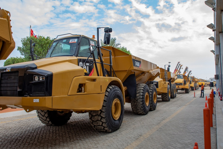 Ritchie Bros' last 2018 auction in Dubai sees 1,900 equipment sales