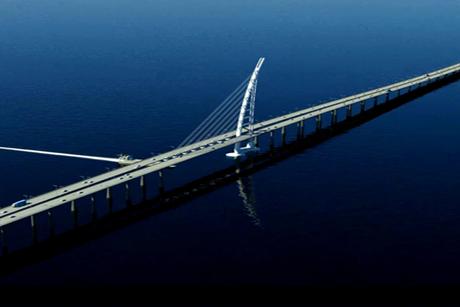 Kuwait's Korean-built Sheikh Jaber Causeway to open in 2019