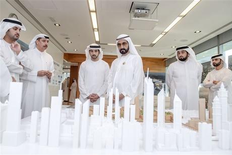Dubai Ruler approves plan for DIFC 2.0 megaproject