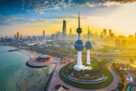 Construction progress on New Kuwait 2035-led housing cities