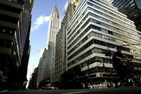 UAE firm to sell famous Chrysler skyscraper in New York