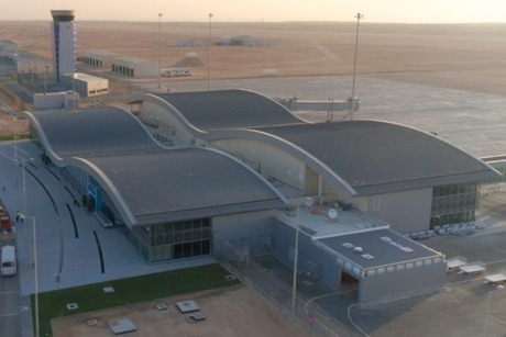 Officials say Oman's 2.7ha Duqm Airport set to open in Jan 2019