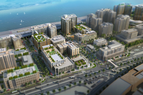 Dubai's Beaver Gulf named main contractor for Deira Waterfront