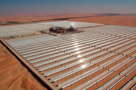 One million LTI-free hours at Shams 1 solar plant in Abu Dhabi
