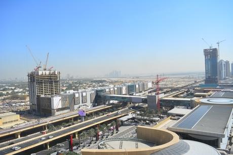 Prefab spans for Emaar bridges to Dubai Mall's Za'abeel expansion