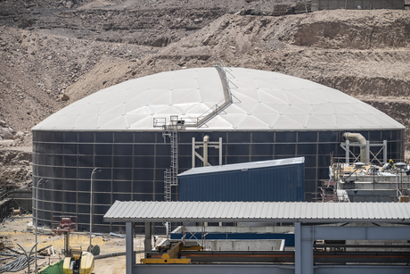 Egypt's Orascom wins sewage treatment plant contract in Saudi