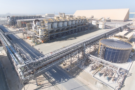 UAE's first alumina refinery by EGA nears completion in Abu Dhabi