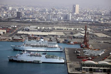 Agreement signed to expand Saudi Arabia's Jeddah Islamic Port