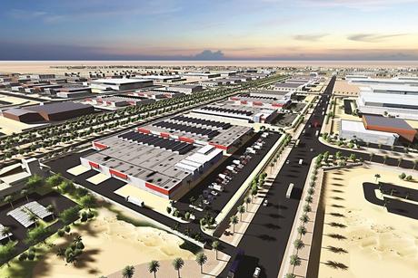 Dubai's OSC inks tenancy contract for Saudi Arabia's Spark energy hub