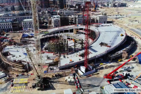Siemens' smart city app connects Expo 2020 Dubai site with IoT