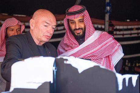 Saudi Crown Prince unveils tourism megaprojects in ancient Al-Ula