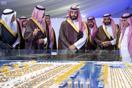Crown Prince unveils Saudi's first privately developed port in Rabigh