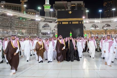 Saudi Crown Prince reviews Makkah Grand Mosque's Third Expansion