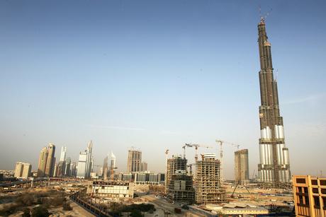 The construction facts behind Dubai's 828m Burj Khalifa [2019]