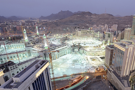 Saudi's Jabal Omar Development Co swings back into profit in Q1 '19