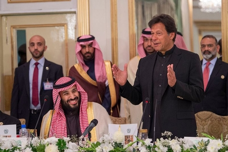 Saudi Crown Prince confirms $20bn investment in PM Khan-led Pakistan